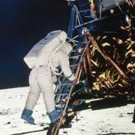 Lunar landing problem due to poor plating finish choice